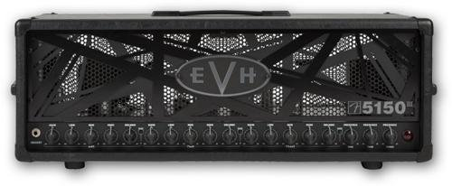 EVH 5150III 100S Head 100-watt Special Run Tube Head - Black ??Stealth?? by EVH