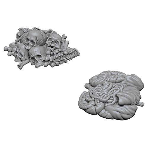 Deep Cuts Unpainted Miniatures: Pile Bones & Entrails