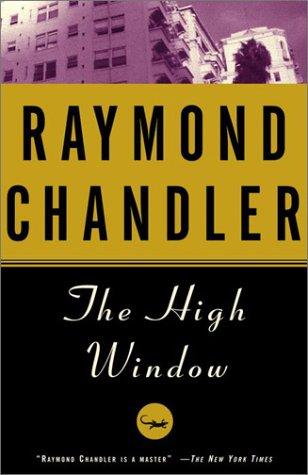 The High Window Raymond Chandler