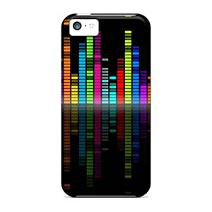 Forever Collectibles Equalizer Hard Snap-on Iphone 5c Case
