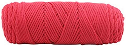 R-WEICHONG - Hilo de algodón Multicapa, 100 g, Tejido a Mano, Hilo ...