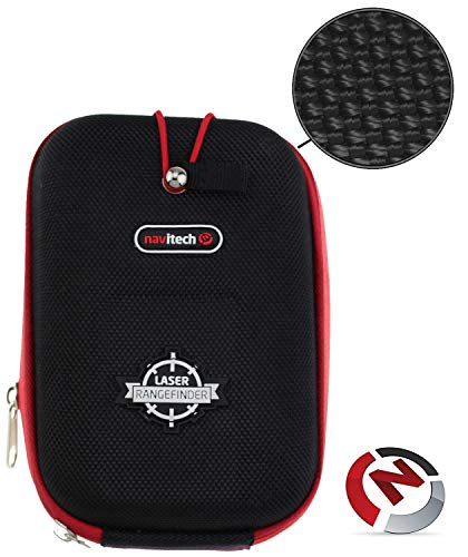 Navitech Black Eva Hard Case/Cover for The Leica Rangemaster