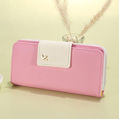 Bag Mini Pink Clutch Bag Card Wallet Women Bag Highplus Coin Phone 6qp1w