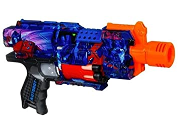 Transformers 3 Ultimate Optimus Prime Cyber Blaster Toy Nerf Gun ...