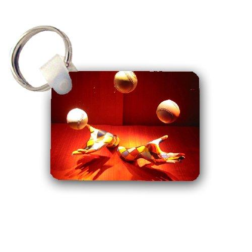 Juggling Keychain Key Chain Great Gift Idea