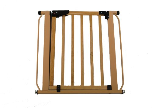 Cardinal Gates Auto-Lock Pressure Gate, Wood
