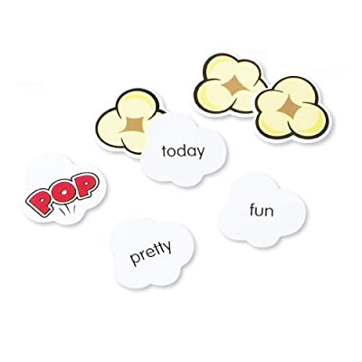 Learning Resources Pop For Sight Words Game, Vocabulary/Literacy Game, 92 Cards, Ages 5+: Toys & Games
