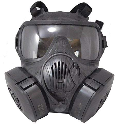 M50 Respirator Full Avon Protection Mask Nbc Face Gas Large Cbrn