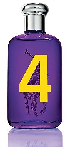 Big Pony #4 by Ralph Lauren Eau de Toilette Spray for Women 3.4 Ounce