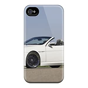 For MikeEvanavas Iphone Protective Cases, High Quality For Iphone 4/4s Lumma Design Bmw Clr 600 Side View Skin Cases Covers