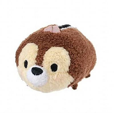 Tsum Tsum Plush Rare Small Size Disney Chip Japan Import