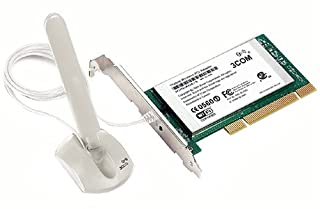 3Com 3CRDAG675 11a/b/g Wireless PCI Adapter (B0000TSBKM) | Amazon price tracker / tracking, Amazon price history charts, Amazon price watches, Amazon price drop alerts