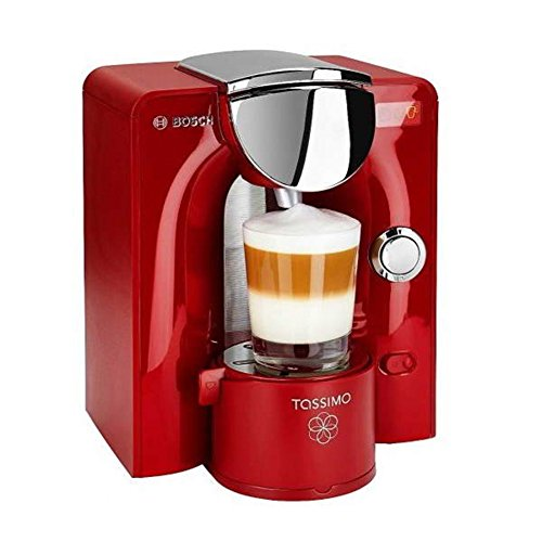 Tassimo Coffee Maker Red Light Stays : Bosch Tassimo T55 Red Machine Capsule Coffee Only 220v - Coffee Pigs