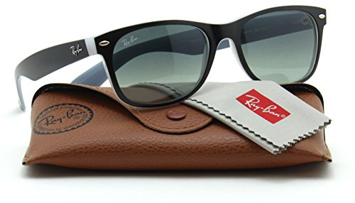 Ray-Ban RB2132 NEW WAYFARER COLOR Mix Series Unisex Sunglasses 630971, 55mm