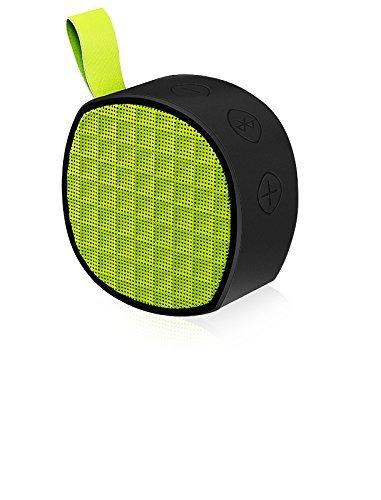 Renewed  Rapoo A200 Portable Bluetooth Speakers  Green