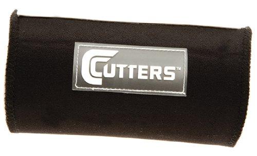 Cutters Triple Playmaker Wristcoach (Black, Adult)