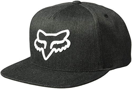 Fox Men's INSTILL Snapback HAT, Black OS