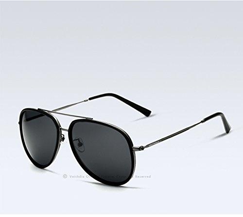 Revestidas De Color Aire Espejo Conducen Polarizado Gafas Solgafas De Azul Gafas Libre De De De Sol Que Masculino Sol De gris De Limotai Vacaciones Vacaciones De Viaje Al 0S8zqwS