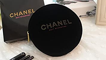 d483c63971e2 Chanel nuit byzantine cosmetic case makeup bag: Amazon.co.uk: Beauty