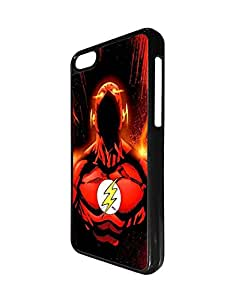 Ipod Touch 6th Generation Fundas Bumper Case, Animation The Flash Fundas para Ipod Touch 6th Phone Case