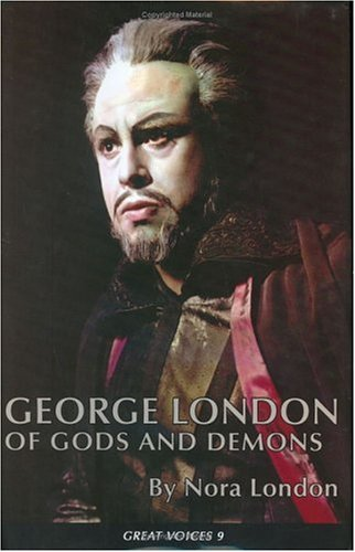 George London: Of Gods and Demons (Great Voices 9) pdf