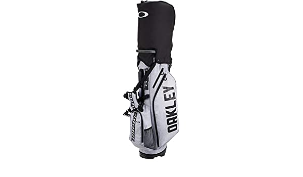 0a681eb8c4ff Amazon.com : Oakley BG Stand Bag 12.0 Natural Heather : Sports ...