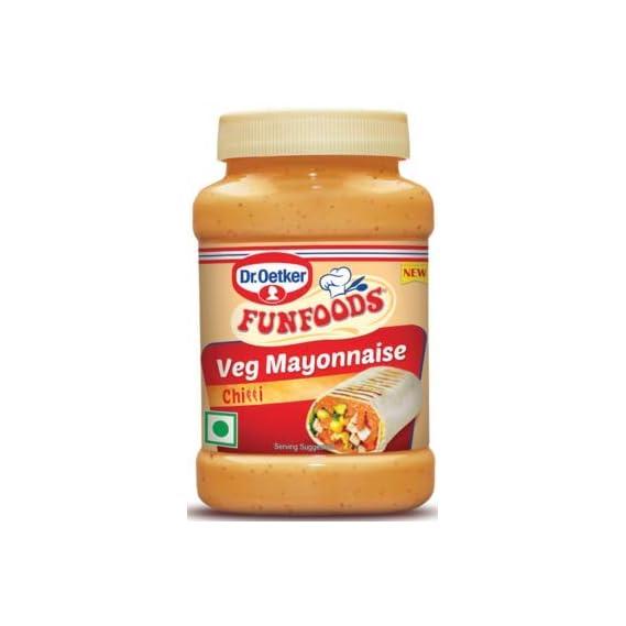 Funfoods Veg Mayonnaise Chilli, 250g