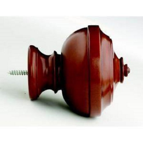 Price comparison product image Levolor Harrison 1-3/8 in. Wood Finial by Levolor