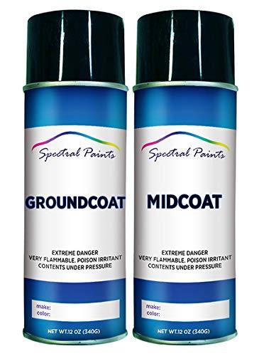 Spectral Paints Compatible/Replacement for Infiniti QX1 Glacier Pearl 12 oz. Aerosol Spray Paint (Glacier Pearl)