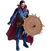 Boneco Vingadores Doutor Estranho Dr. Stephen Strange Avengers Ultimato Heróis Articulado Cartela