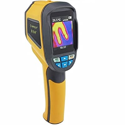 Digital Handheld Thermal Camera Color Screen Infrared Thermometer IR Thermal Imager