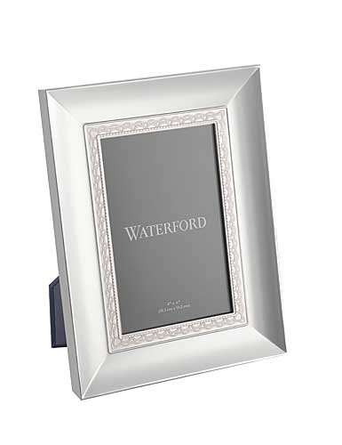 Lismore Picture Frame (LISMORE LACE patterned 4x6 silver frame by Waterford - 4x6)