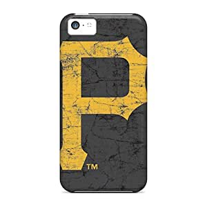 JasonPelletier Iphone 5c Great Hard Phone Cases Unique Design Stylish Pittsburgh Pirates Pattern [cOh16531vjzu] hjbrhga1544