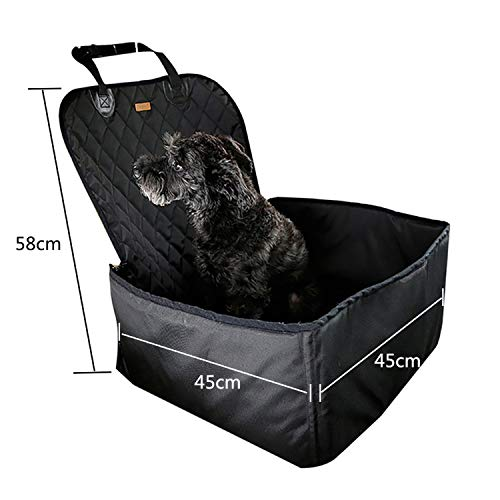 - Better With You Pet Dog Carrier Pad Waterproof Dog Seat Bag Basket Pet Products Safe Carry House Cat Puppy Bag Dog Car Seat,8,M