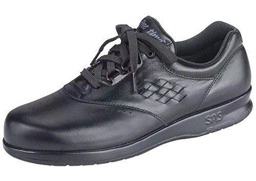 SAS Free Time Black Womens Shoes O78lBO4