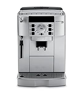 DeLonghi ECAM22110SB Magnifica XS Fully Automatic Espresso and Cappuccino Machine with Manual Cappuccino System, Stainless Steel (B005MMN4DG) | Amazon price tracker / tracking, Amazon price history charts, Amazon price watches, Amazon price drop alerts