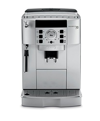 DeLonghi ECAM22110SB Compact Automatic Cappuccino, Latte and Espresso Machine Review [2018]