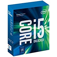 Intel Core i5-7600K Quad-core 3.80 GHz Desktop Processor + ASRock Motherboard