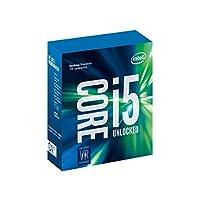 Intel Core i5-7600K Prozessor der 7. Generation (bis zu 4.20 GHz mit Intel Turbo-Boost-Technik 2.0, 6 MB Intel Smart-Cache)