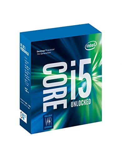 Intel Core i5-7600K LGA 1151 Desktop Processors (BX80677I57600K)