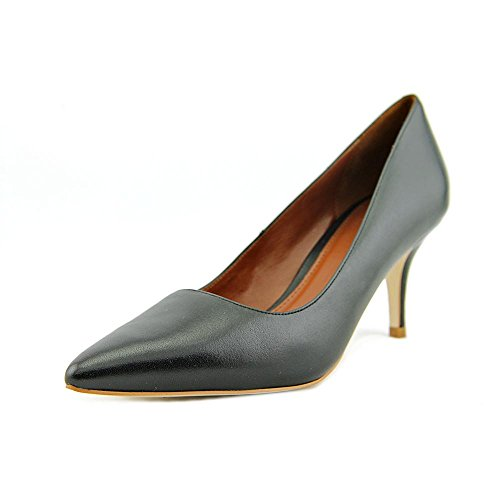 Cole-Haan-Mareni-Pump-II-Women-Pointed-Toe-Leather-Black-Heels