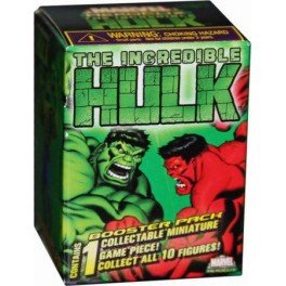 Marvel HeroClix: Incredible Hulk Single Blind Figure (1) - Noble Mini Blind