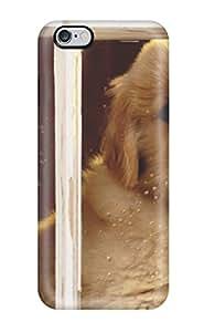 New Premium AltaJustu Dog Skin Case Cover Excellent Fitted For Iphone 6 Plus