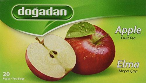 dogadan Apple Fruit Tea 20 Tea Bags - Buy Online in Kuwait