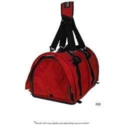 SturdiBag Large Pet Carrier Red