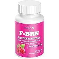 Fitbee | F-BRN | Chetone del lampone | Capsule per sostenere la dieta | 100 capsule