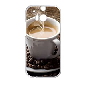 Fashion Starbucks Ice Coffee Plastic Hard Custom case cover for HTC One M8 by supermalls