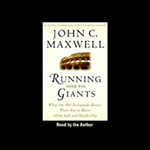 Running With the Giants Audiobook