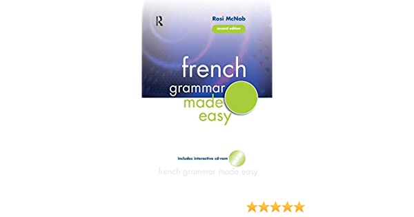Amazon.com: French Grammar Made Easy (French Edition ...