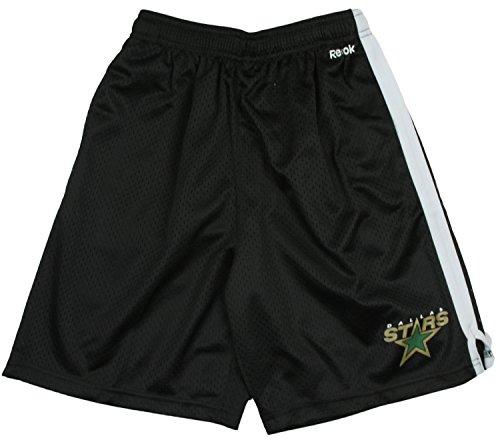 NHL Dallas Stars Big Boys Youth Athletic Shorts, Black
